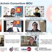 ASEAN 5 + 1 MOU Photo